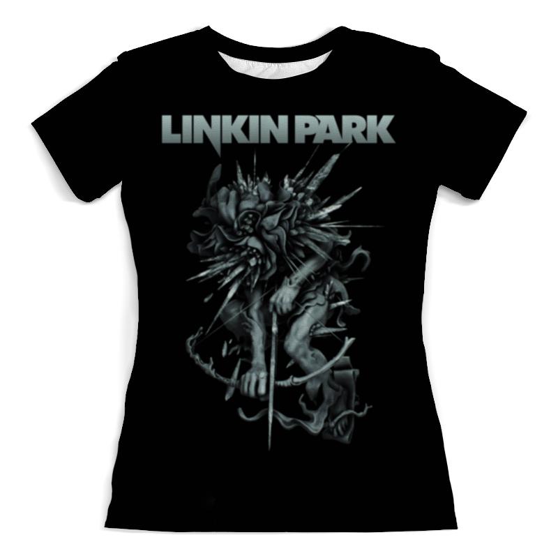 Футболка с полной запечаткой (женская) Printio Linkin park рюкзак с полной запечаткой printio linkin park