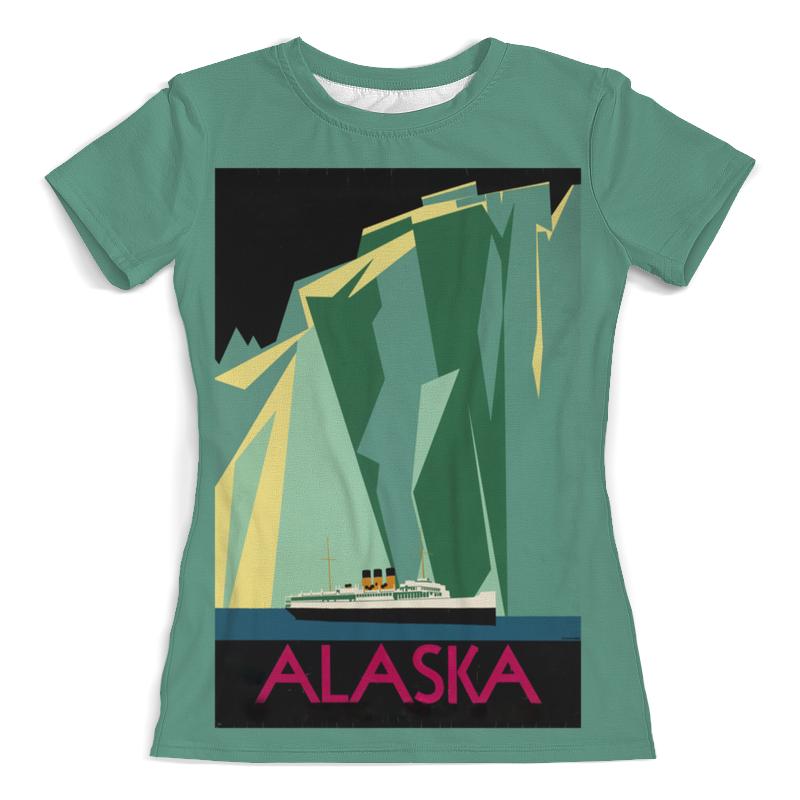 Printio Аляска куртка аляска женская зимняя купить в спб