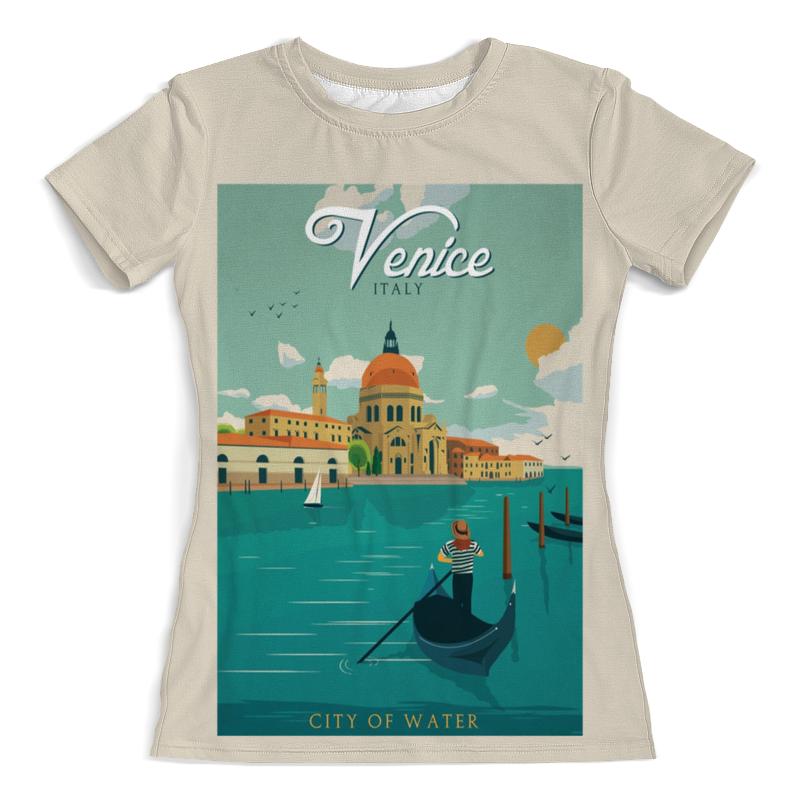 лучшая цена Printio Венеция