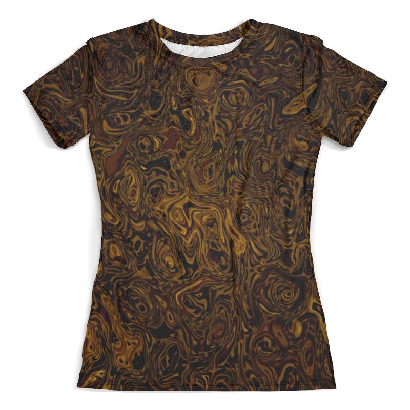 Футболка с полной запечаткой (женская) Printio Блики красок футболка с полной запечаткой мужская printio блики