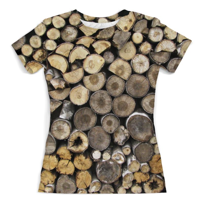 Printio Дрова футболка с полной запечаткой мужская printio дрова