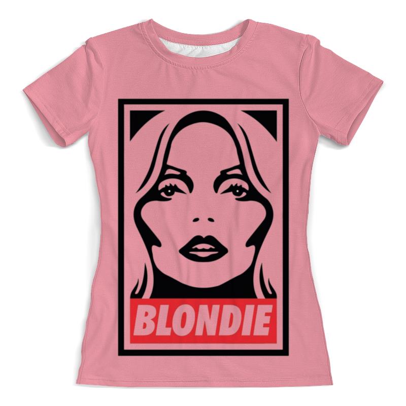 Printio Blondie цена и фото