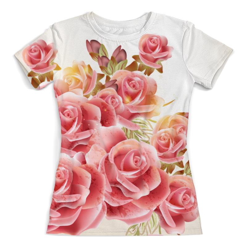 лучшая цена Printio Букет роз