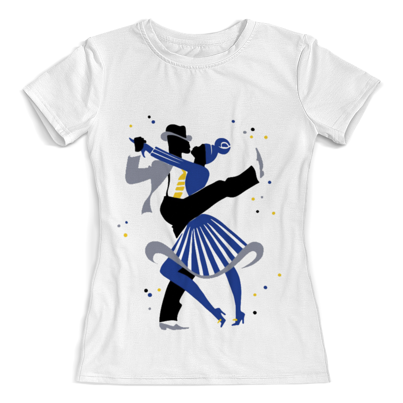 Printio Танцы. линди-хоп стиляжные танцы