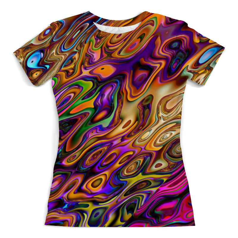 Printio Фон №1 футболка с полной запечаткой женская printio шокко алексей фон явленский