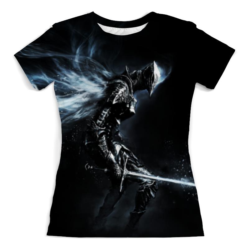 Футболка с полной запечаткой (женская) Printio Dark souls футболка с полной запечаткой женская printio dark messiah