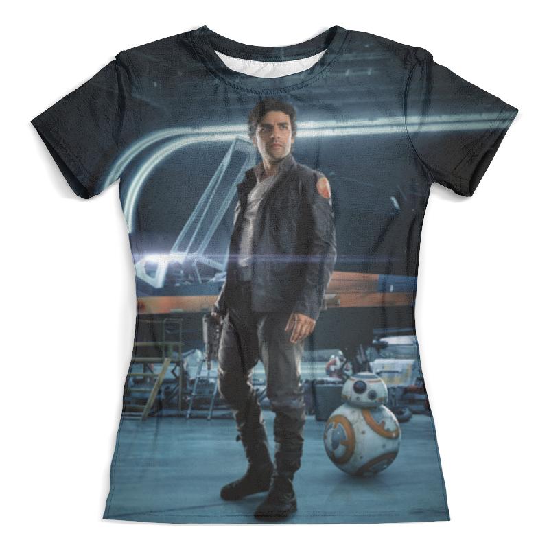 Футболка с полной запечаткой (женская) Printio Звездные войны - по дамерон 171a6dc1c