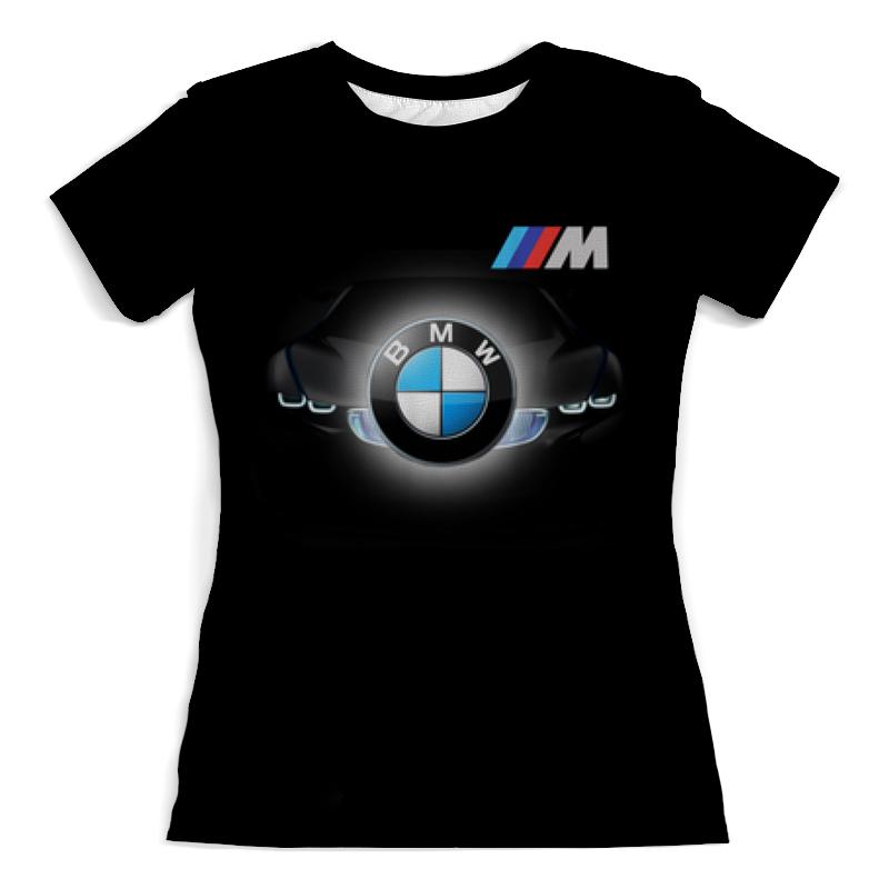 Фото - Футболка с полной запечаткой (женская) Printio Авто bmw авто