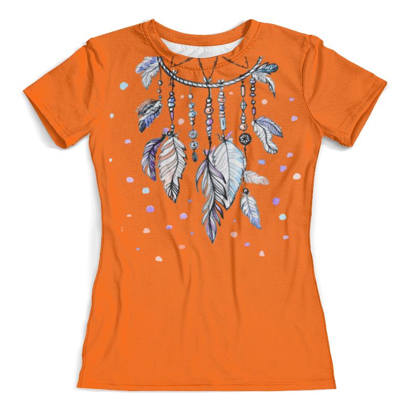 Футболка с полной запечаткой (женская) Printio Ловец снов футболка с полной запечаткой для мальчиков printio ловец снов