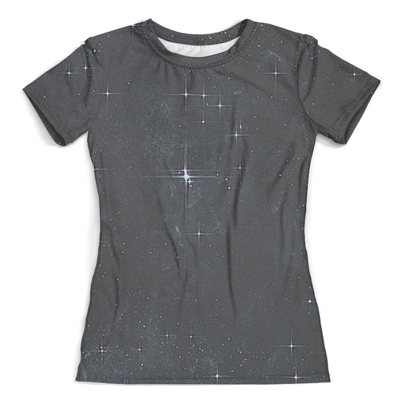 Футболка с полной запечаткой (женская) Printio Звёзды футболка с полной запечаткой женская printio battlefield v