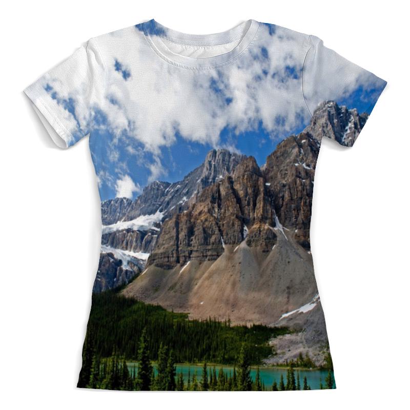 Printio Лес и горы цена и фото