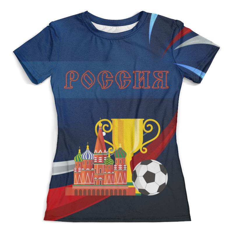лучшая цена Printio Россия кремль (футбол)