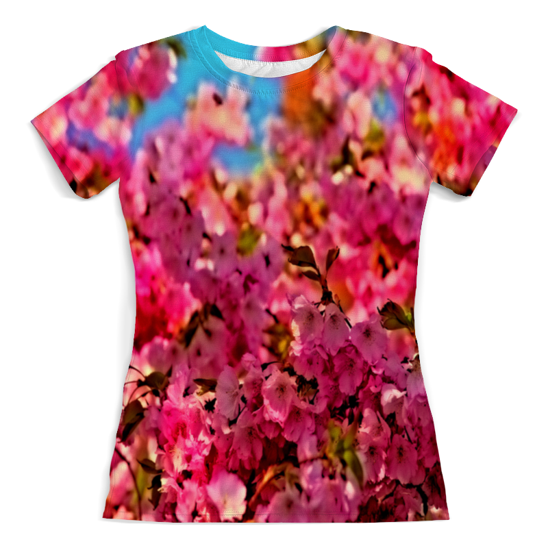 лучшая цена Printio Весенние цветы