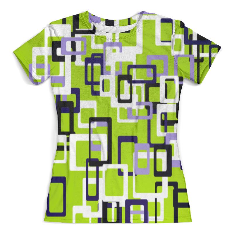 Футболка с полной запечаткой (женская) Printio Минимализм футболка с полной запечаткой женская printio япония минимализм