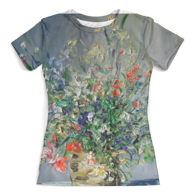 Футболка с полной запечаткой (женская) Printio Счастье футболка с полной запечаткой женская printio счастье