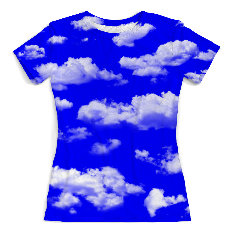 Printio The clouds beyond the clouds barbie