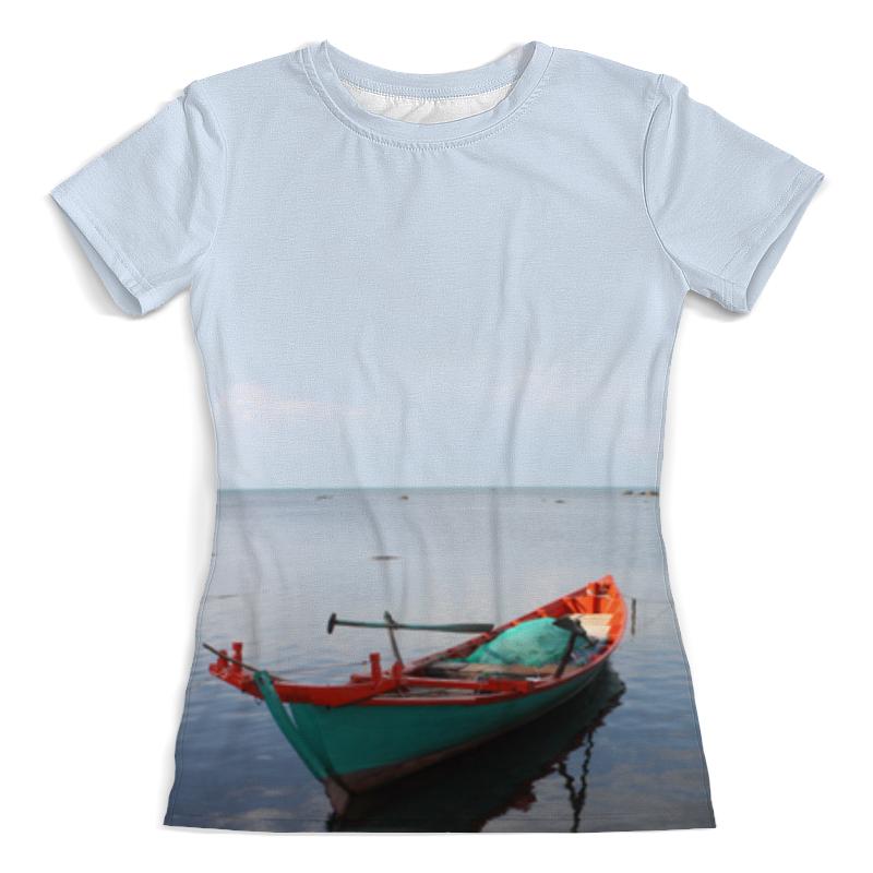 лучшая цена Printio Рыбацкая лодка