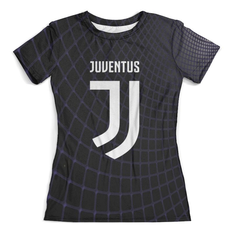 Футболка с полной запечаткой (женская) Printio Juventus футболка print bar juventus legends