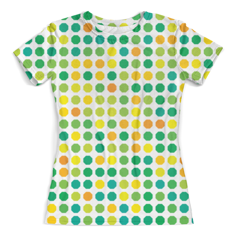 Футболка с полной запечаткой (женская) Printio Abstract styles футболка с полной запечаткой женская printio abstract t shirt