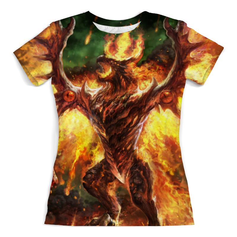 Printio Огненный дракон цена и фото
