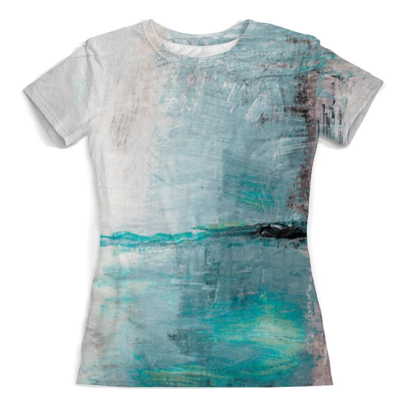 Printio Люкс фон футболка с полной запечаткой женская printio шокко алексей фон явленский