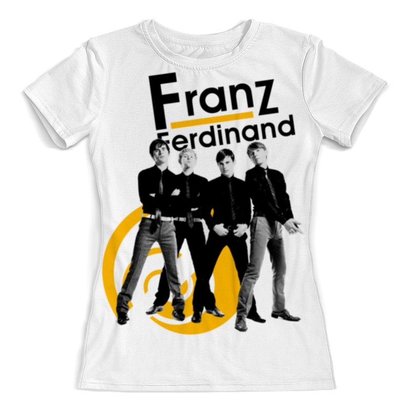 Printio Franz ferdinand кружка printio franz ferdinand