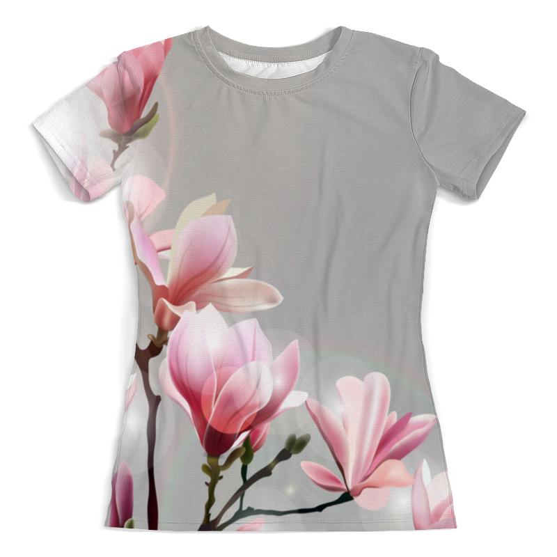 Printio Spring футболка с полной запечаткой женская printio spring flower