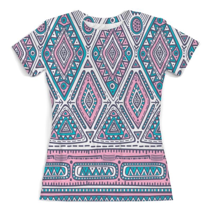Printio Расписные узоры футболка с полной запечаткой женская printio расписные узоры