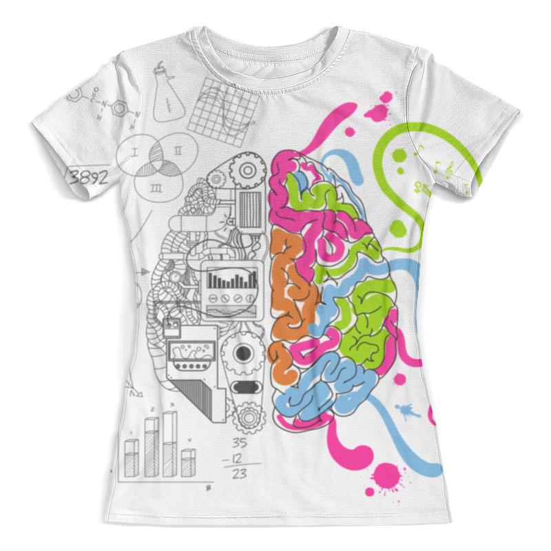 Футболка с полной запечаткой (женская) Printio Anget-art футболка для беременных printio anget art