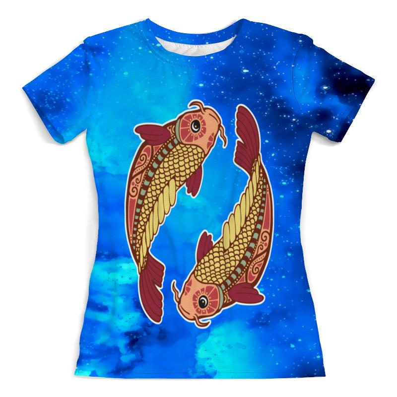 Printio Зодиак-рыбы цена