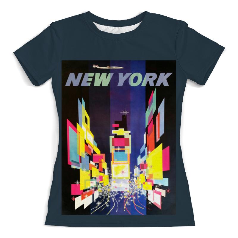Printio Нью-йорк футболка с полной запечаткой для мальчиков printio нью йорк никс