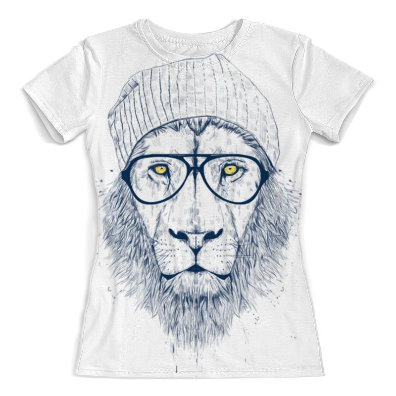 цены Printio Hipster lion 3d
