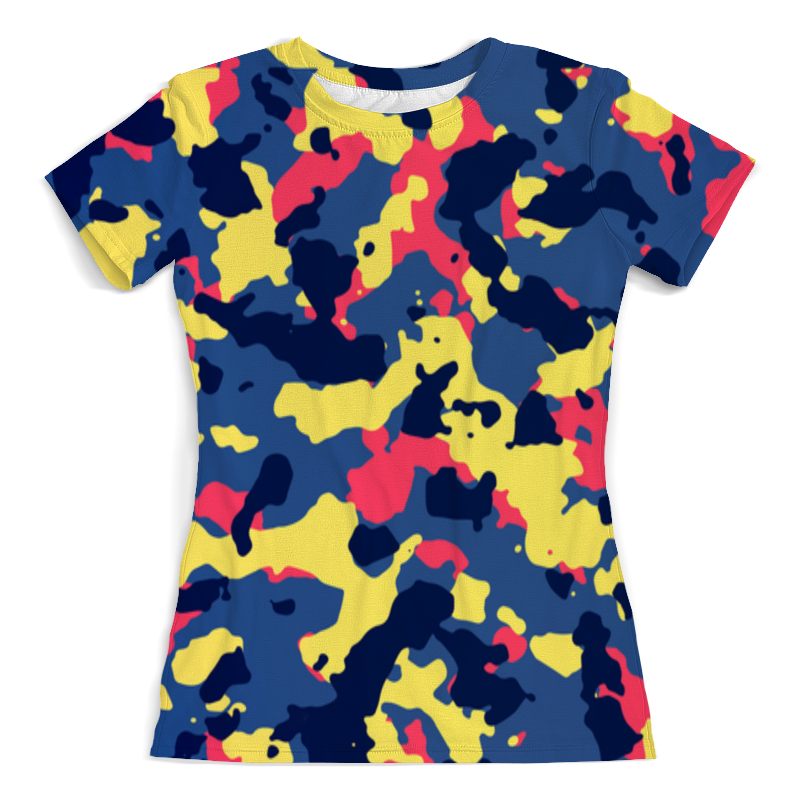 Printio Camouflage color printio retro camouflage