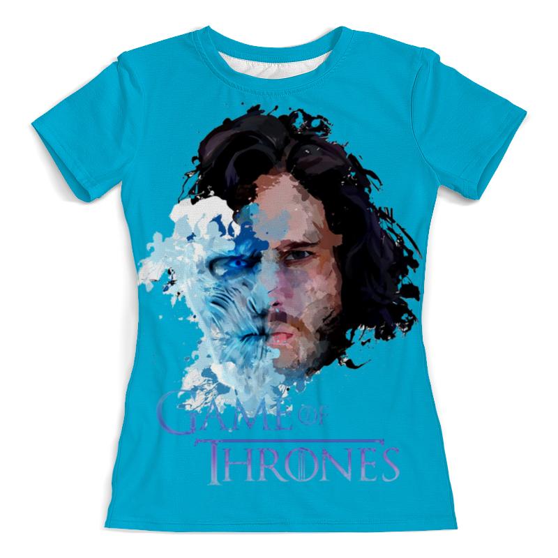 Printio Game of thrones (1) футболка с полной запечаткой женская printio game of thrones дейенерис 1