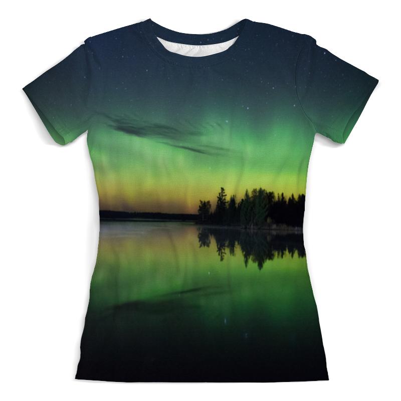 Футболка с полной запечаткой (женская) Printio Сумерки футболка print bar сумерки рассвет