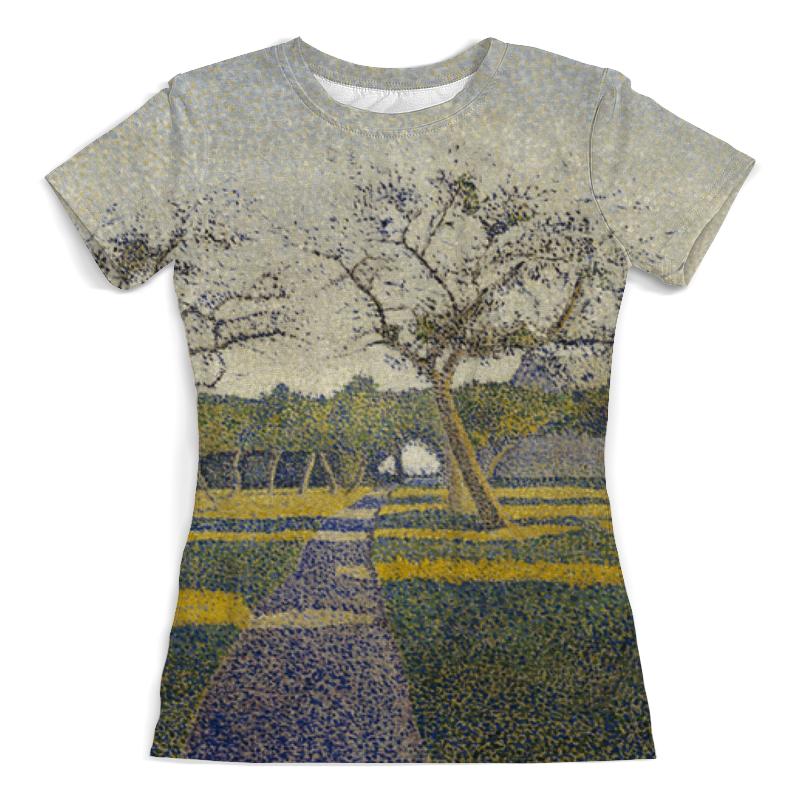 Printio Фруктовый сад в ла-лувьер (альфред финч) бедная мисс финч рассказы