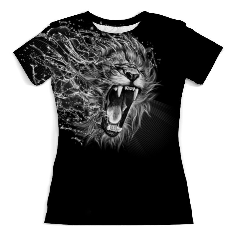 Фото - Printio Lion (лев) толстовка с полной запечаткой printio lion лев