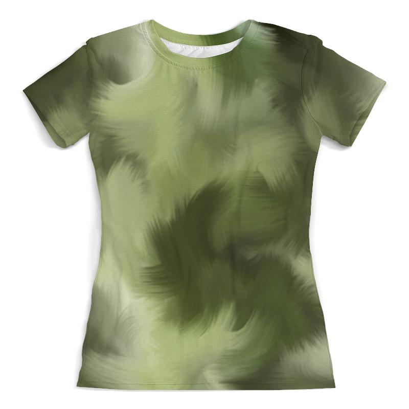 Printio Хаки милитари футболка хаки с чем носить