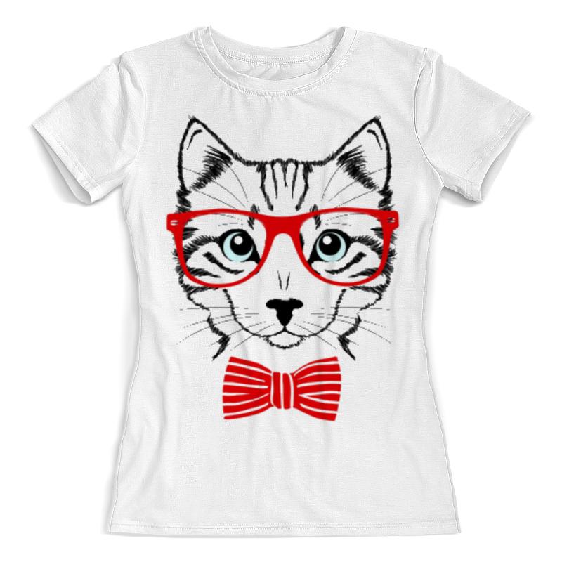 Футболка с полной запечаткой (женская) Printio Кошка футболка с полной запечаткой женская printio кошка