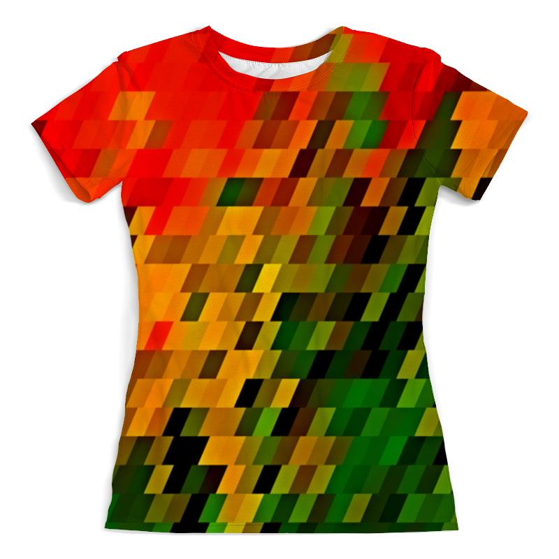 Printio Необычные кубики футболка wearcraft premium printio кубики