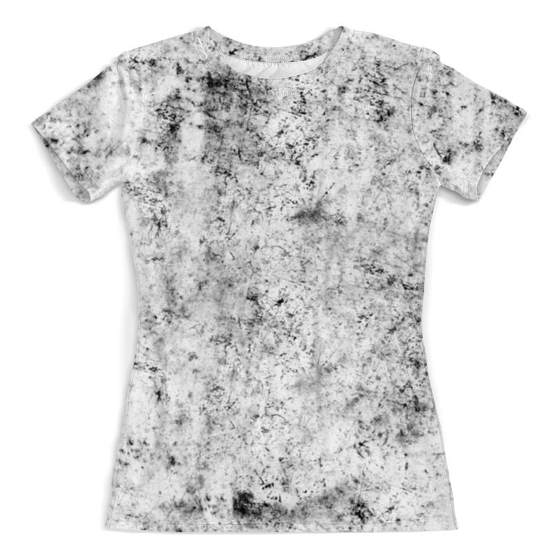 Футболка с полной запечаткой (женская) Printio Мраморный узор футболка с полной запечаткой женская printio pattern