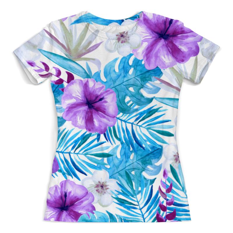 лучшая цена Printio Тропические цветы