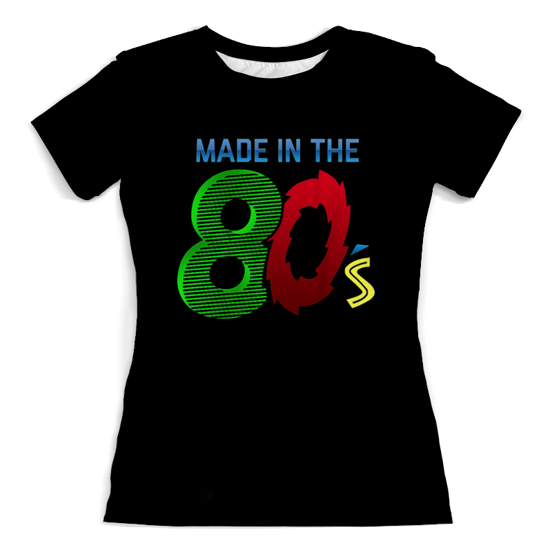 Printio Made in the 80s gidroforce atjet 80s