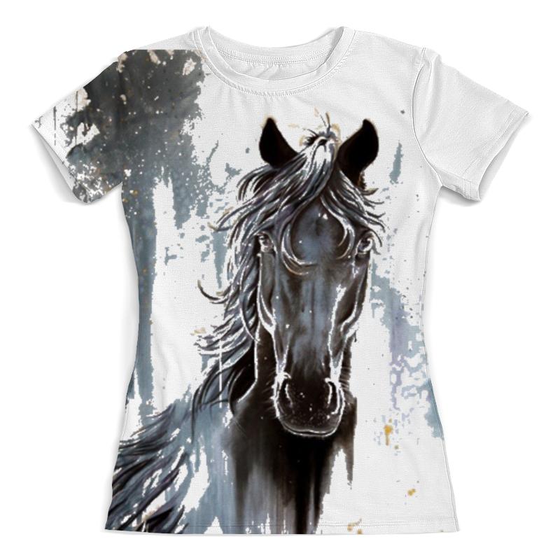 Фото - Printio Лошадь (1) футболка с полной запечаткой женская printio sade 1
