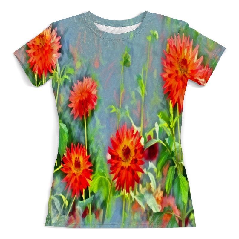 Printio Астры футболка с полной запечаткой для мальчиков printio астры