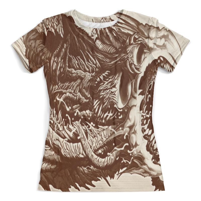 Футболка с полной запечаткой (женская) Printio Cs go :hyper beast retro футболка с полной запечаткой женская printio cs go asiimov camouflage