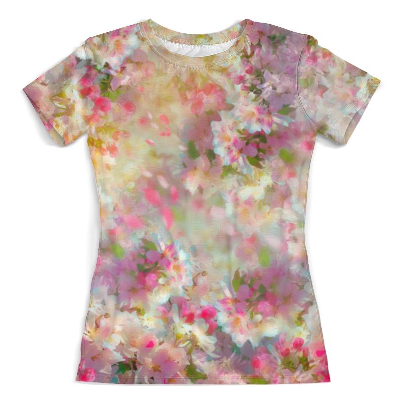 лучшая цена Printio Весенние цветки