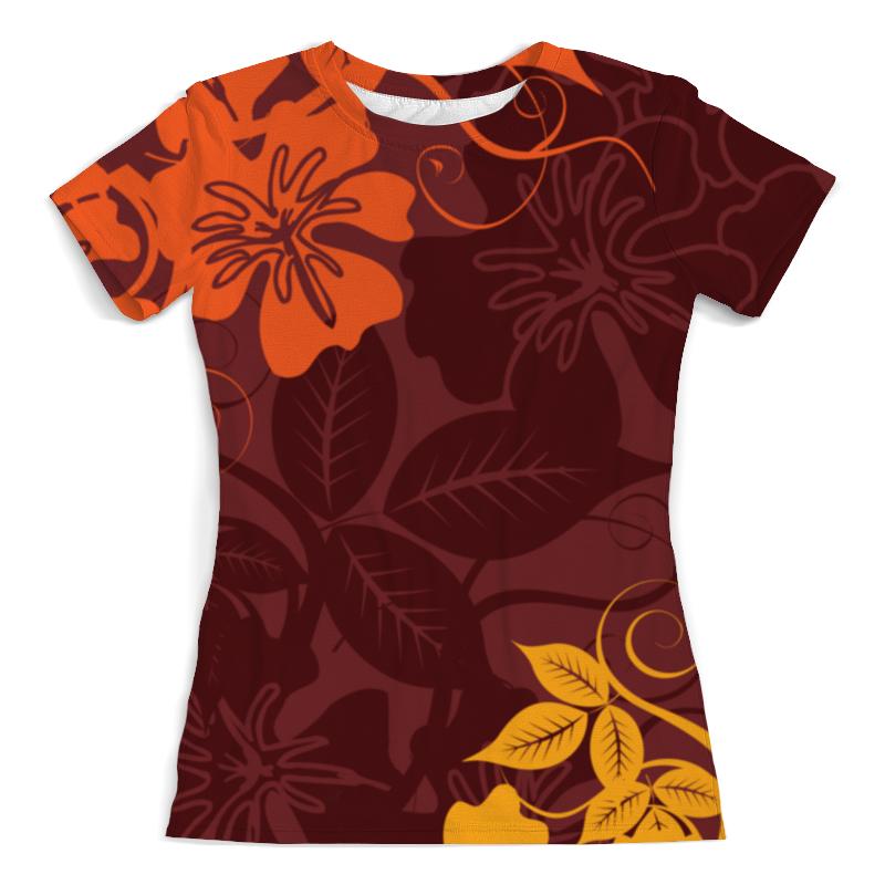 Printio Магнолия футболка с полной запечаткой женская printio blade