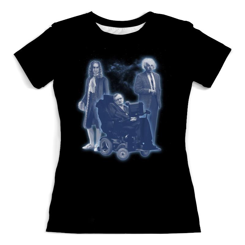 Футболка с полной запечаткой (женская) Printio Великие люди футболка с полной запечаткой женская printio великие люди