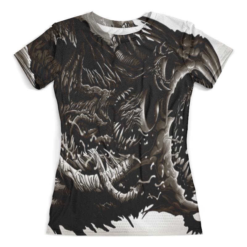 Футболка с полной запечаткой (женская) Printio Cs go :hyper beast black футболка с полной запечаткой женская printio cs go asiimov camouflage